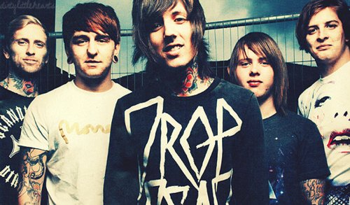 bmth, bring me the horizon, oli sykes, oliver sykes