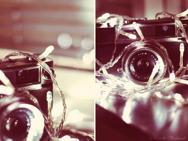 bokeh, camera, light, old, old camera