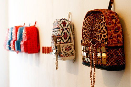book bags, cheetah, dope, studded, swagg
