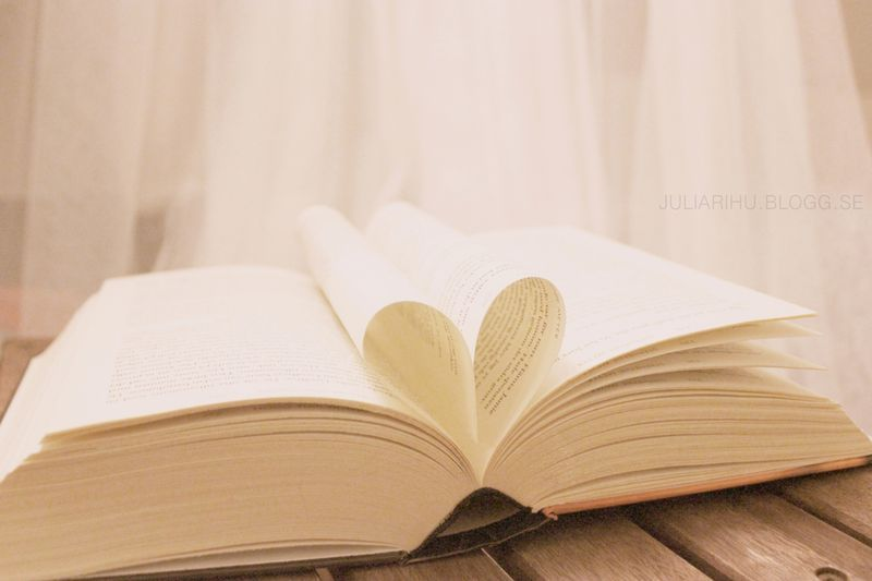 book, books, heart, love, pages