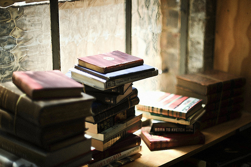 books, calm, photography, relax, sunlight, vintage