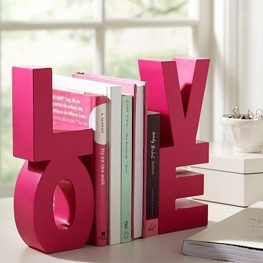 books, cute, decoration, love, pink