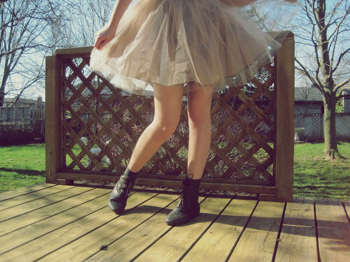 boots, dress, girl, outside, photography