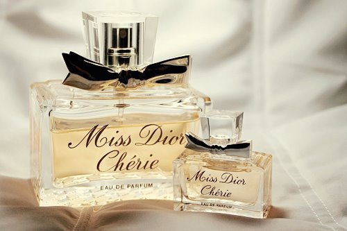 bow, cute, dior, fashion, girly, perfume