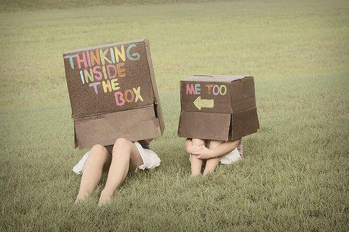 box, friends, funny, love