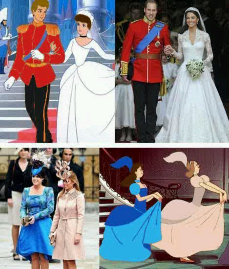 boy, bride, british, charming, cinderella