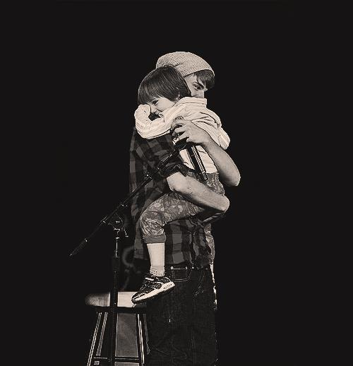 boy, brother, girl, jazmyn bieber, justin bieber, love, sister
