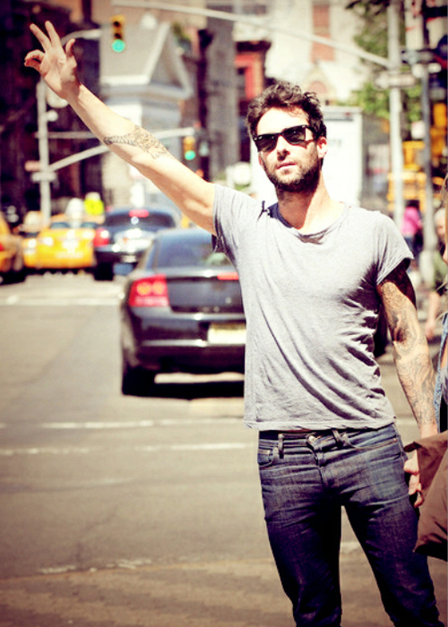 boy, celebrity, guy, maroon 5, model