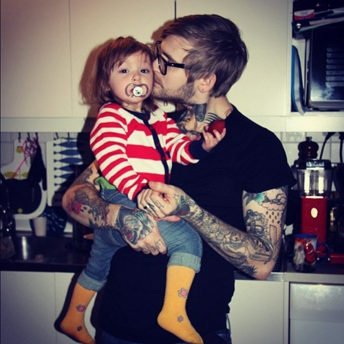 boy, dead, father, girl, glasses
