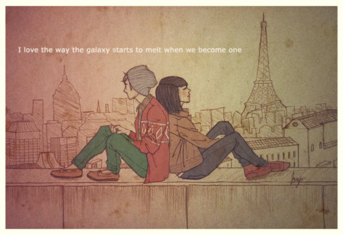 boy, girl, love, paris