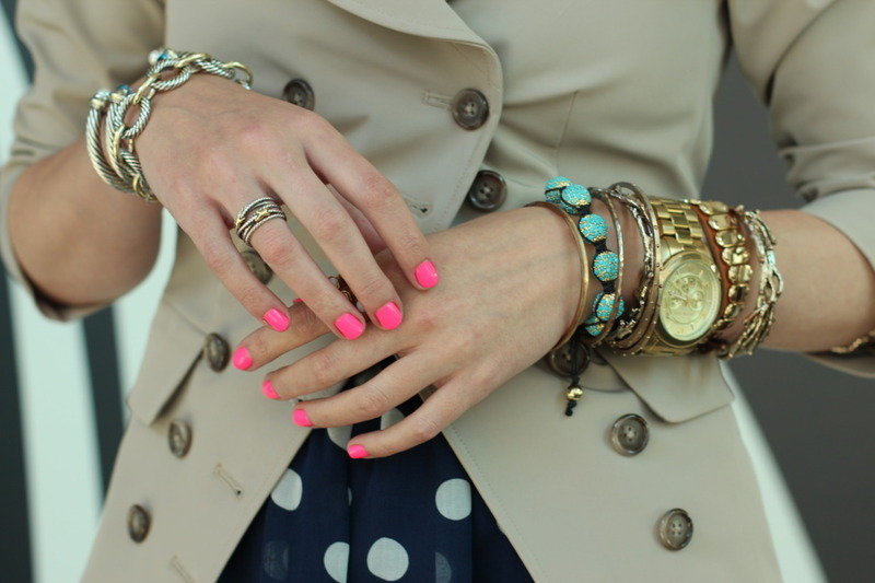 bracelet, fashion, moda, nails, pulseras