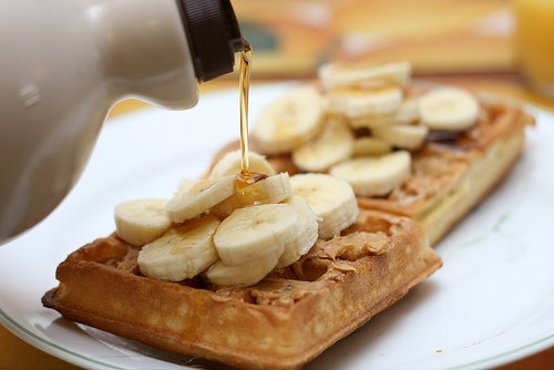 breakfast, food, photography, waffles, yum