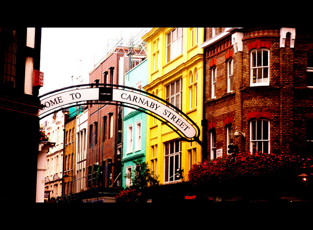 bricks, carnaby street, green, holidays, london