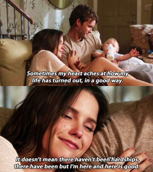 brooke davis, heartaches, life, one tree hill, quotes