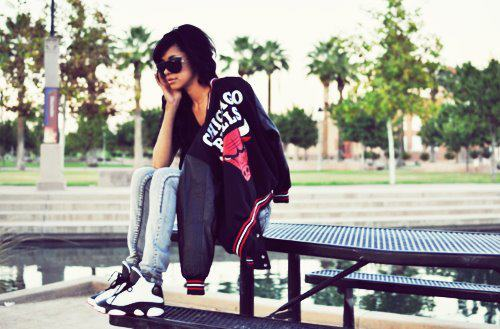 brunette, dope, girl, hair, leopard, obey, smoke, swag