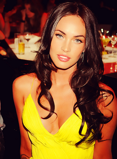 brunette, eyes, fashion, gorgeous, hair, hot, lips, megan fox, model, sexy
