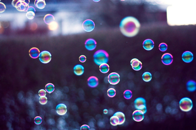 bubbles, colorful, cool, pretty, translucent, water