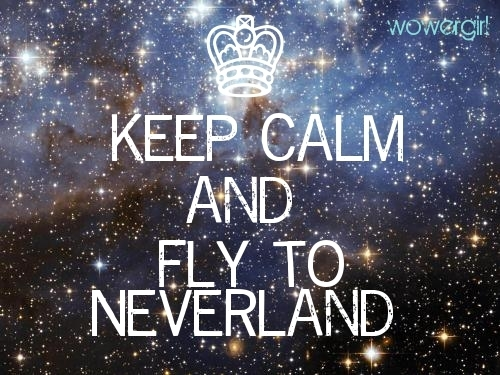 calm, keep calm, neverland, u kiss, u-kiss