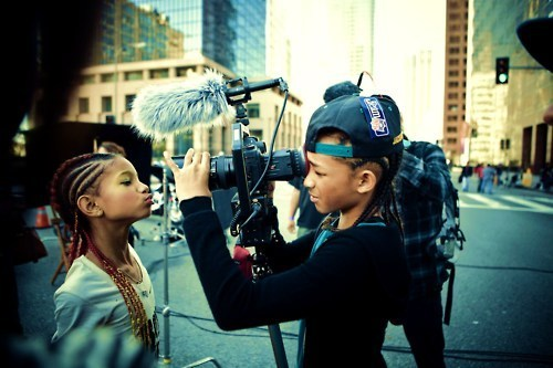 camera, dope picture, fireball, jaden smith, willow smith