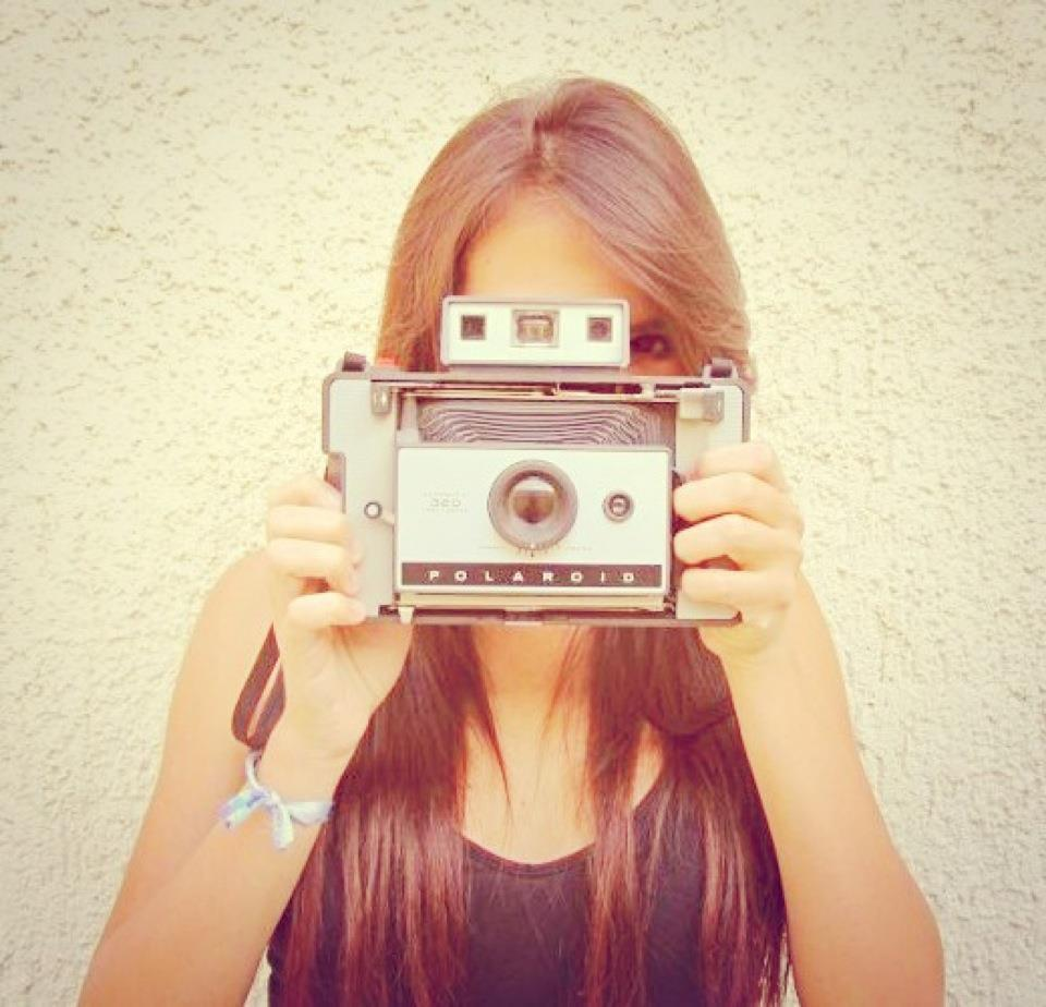 camera, fashion, girl, hipster, love