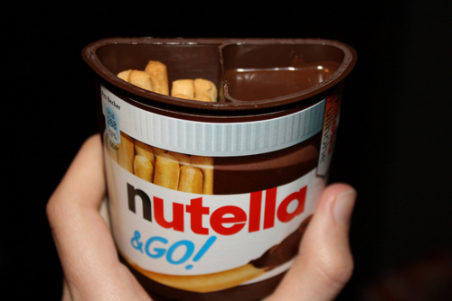 candy, cookie, food, nutella, photography