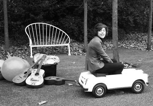 car, cute, guitar, harry, harry styles