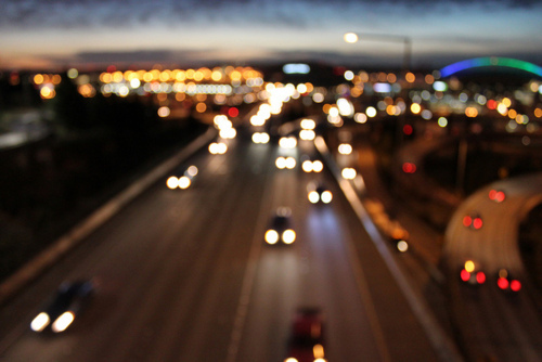 cars, city, photography, road