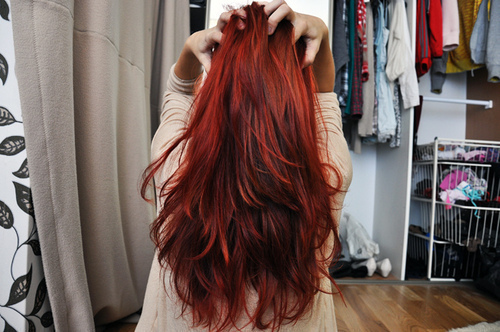 casais, hair, red, red hair