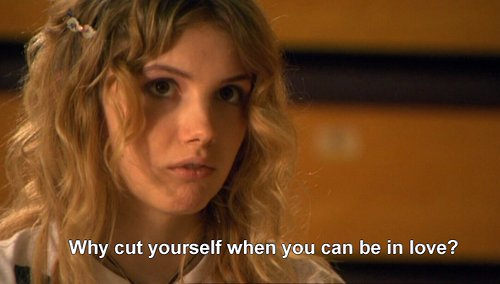 cassie, love, skins, text