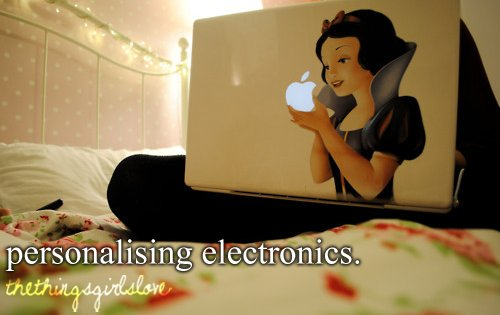 cell phone, electronics, glitter, text, the things girls love, things girls love