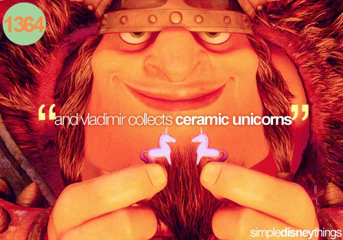 ceramic, disney, film, funny, lyric, lyrics, movie, phrase, quote, rapunzel, song, tangled, unicorn, unicorns