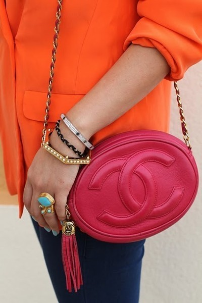 chanel, colors, fashion, girl