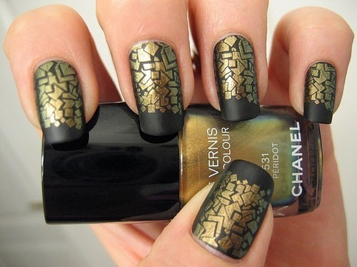 chanel, cool, cute, fashion, moda, nails, perfect