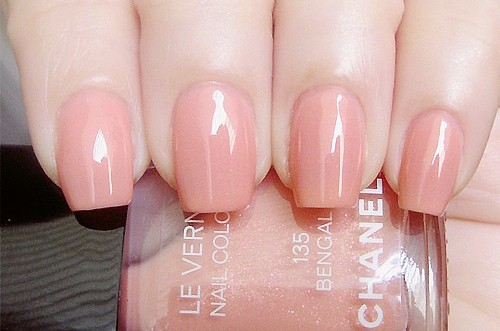 chanel, cute, makeup, nail polish, nailpolish, nails, pink, pretty