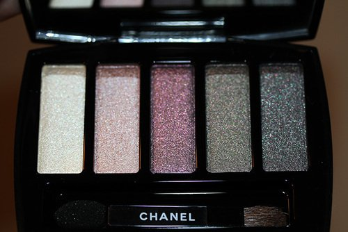 chanel, eye shadow, eyeshadow, glamour, glitter