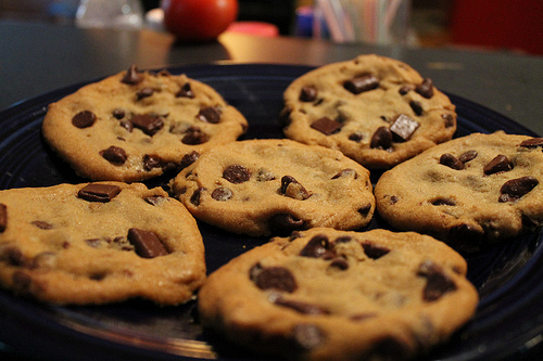 chocolate, cookie, cookies, food, photography
