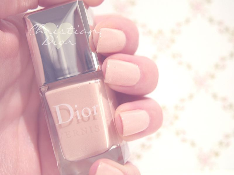 christian dior, dior, nailpolish, nails, pink