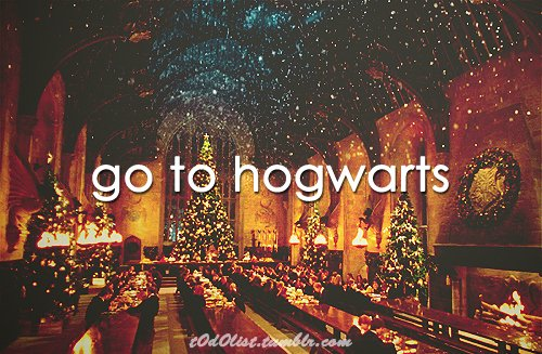 christmas, christmas tree, harry potter, hermiona, hogwarts