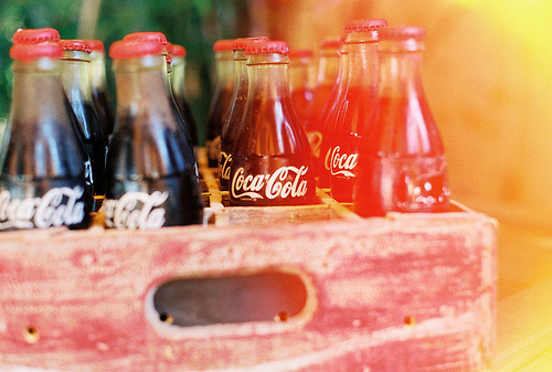 coca-cola, love, photo, summer