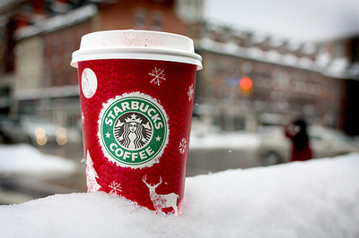 coffe, cup, fashion, new york, red cup