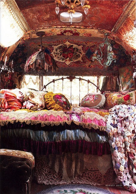 color, decor, gorgeous, gypsy, hippie, red