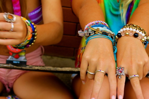 color, friends, girl, hippie, summer
