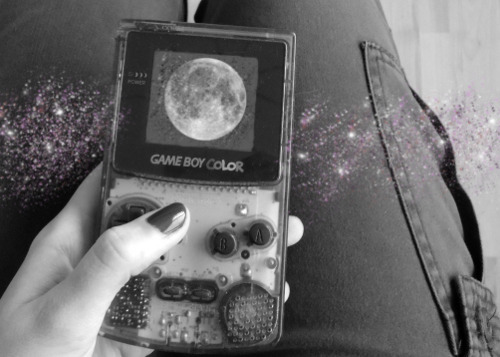 colour, galaxy, game, gameboy, gameboy color