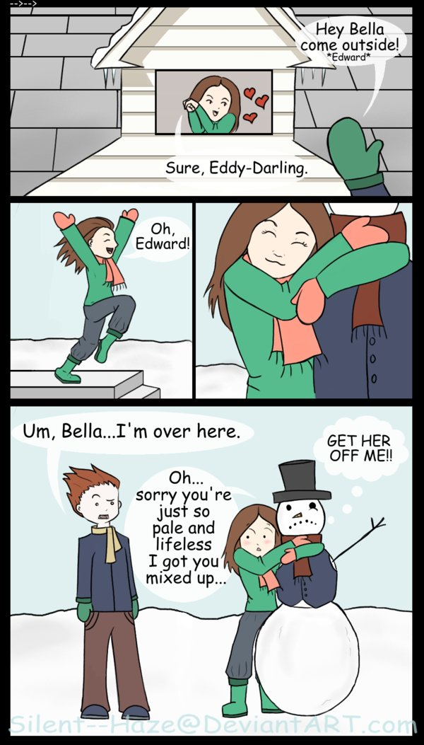 comics, funny, lol, twilight