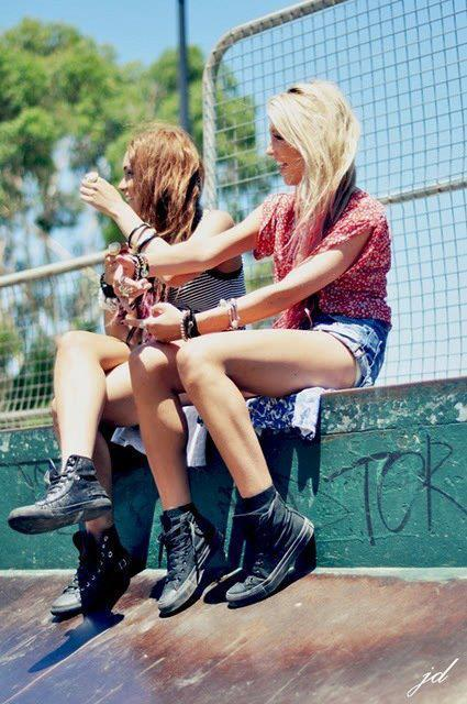 converse, friends, hanging, style, summer