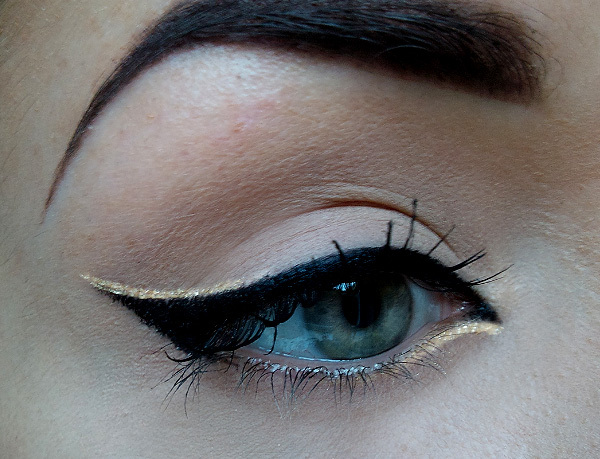cool, eye, eyebrow, eyeliner, glitter, makeup, para pambam