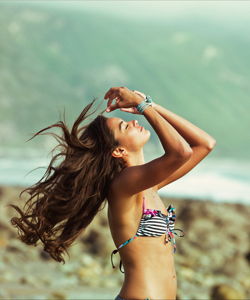 cool, freedom, girl, hair, summer, sun