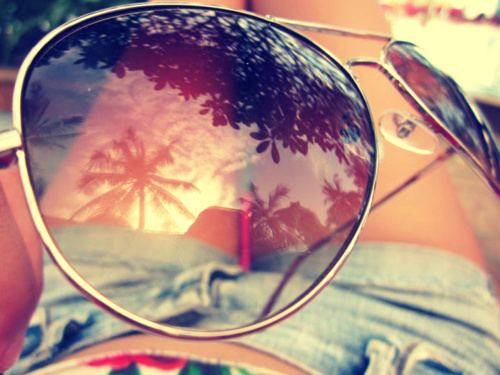 cool, glasses, photography, skin, summer, sun, sunglasses, sunset