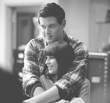 cory monteith, finchel, glee, lea michele