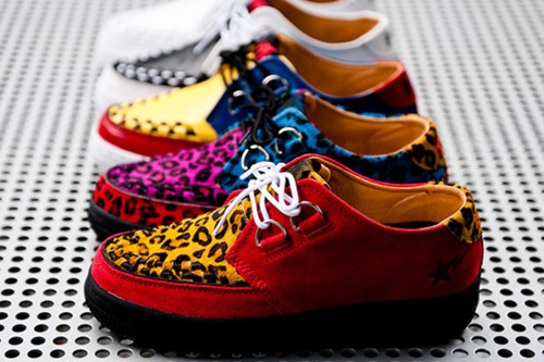 creepers, demonia, dope, fashion, fresh, leopard, shoes, swag, swagger